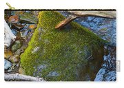 Mossy Rock Carry-all Pouch