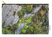 Mossy Rocks Carry-all Pouch