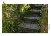 Mossy Steps Carry-all Pouch by Carla Parris