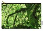 Mossy Tree Carry-all Pouch by Athena Mckinzie