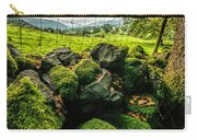 Mossy Wall Carry-all Pouch