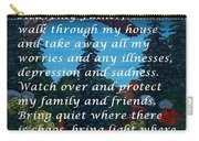 Most Powerful Prayer With Goose Flying And Autumn Scene Carry-all Pouch