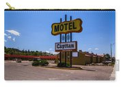 Motel Capitan Carry-all Pouch