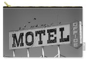 Motel For The Birds Carry-all Pouch