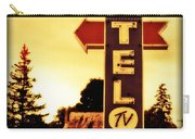 Motel Hell Carry-all Pouch