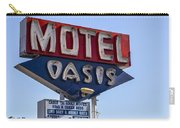 Motel Oasis Carry-all Pouch