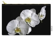 Moth Orchid Trio Carry-all Pouch