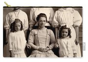 Mother And Daughters Carry-all Pouch