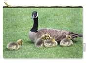 Mother And Young Carry-all Pouch