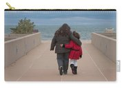 Mother Daughter Moment Carry-all Pouch