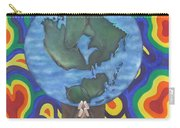 Mother Earth The Beginning Of Time Carry-all Pouch