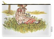 Mother Goose, 1881 Carry-all Pouch