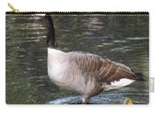 Mother Goose Is Watching Carry-all Pouch