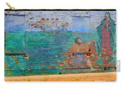 City Mural - Mother Mary Carry-all Pouch