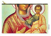 Mother Of Jesus Carry-all Pouch
