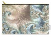 Mother Of Pearl - A Fractal Abstract Carry-all Pouch