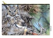 Mother Owl Carry-all Pouch