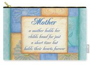 Mother's Day Spa Carry-all Pouch by Debbie DeWitt