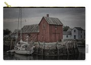Motif 1 - Painterly Carry-all Pouch