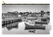 Motif Number 1 Bw Carry-all Pouch