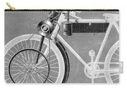 Motorcycle, 1898 Carry-all Pouch