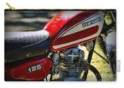 Motorcycle - 1974 Honda Cl 125 Scrambler Carry-all Pouch