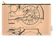 Motorcycle Patent 1925 Carry-all Pouch