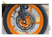 Motorcycle Wheel Carry-all Pouch