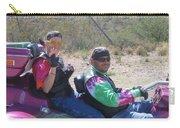 Motorcyclists Helldorado Days Parade Tombstone Arizona 2004 Carry-all Pouch