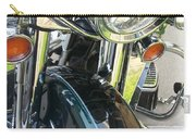 Motorcyle Classic Headlight Carry-all Pouch