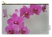 Mottled Orchid 1 Carry-all Pouch