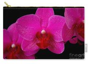 Mottled Orchid 8 Carry-all Pouch