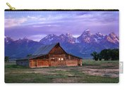Moulton Barn Sunrise Carry-all Pouch