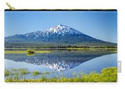 Mount Bachelor Reflection Carry-all Pouch