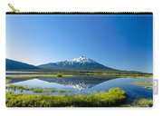 Mount Bachelor Vertical Reflection Carry-all Pouch