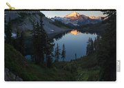 Mount Baker Chain Lakes Awakening Carry-all Pouch
