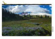 Mount Baker Lupine Meadows Carry-all Pouch