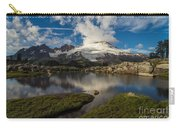 Mount Baker Skies Reflection Carry-all Pouch
