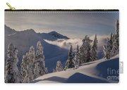 Mount Baker Snowscape Carry-all Pouch