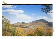 Mount Blue State Park In Fall Weld Maine Carry-all Pouch