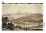 Mount Cayambe, Ecuador, From Le Costume Carry-all Pouch
