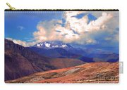 Mount Chicon Rainbow In Andes Carry-all Pouch