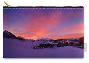Mount Crested Butte 2 Carry-all Pouch