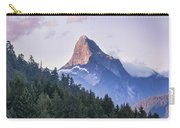 Mount Denman In Desolation Sound Marine Carry-all Pouch