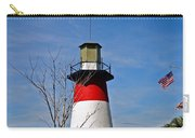 Mount Dora Lighthouse Close Up Carry-all Pouch