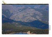 Mount Evans And Echo Lake Carry-all Pouch