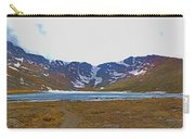 Mount Evans And Summit Lake Carry-all Pouch