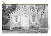 Mount Gilead Ame Church Carry-all Pouch