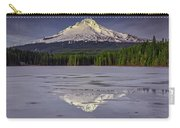 Mount Hood Reflections Carry-all Pouch