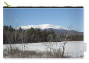 Mount Katahdin Winter 4 Carry-all Pouch